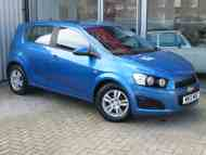 Chevrolet Aveo For Sale at Falmouth Garages