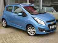 Chevrolet Spark For Sale at Falmouth Garages