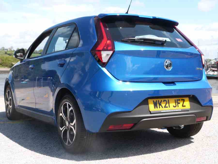 Mg Mg3 For Sale at Falmouth Garages