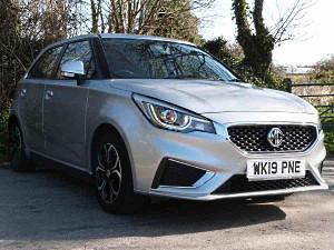 Mg Mg 3 For Sale at Falmouth Garages