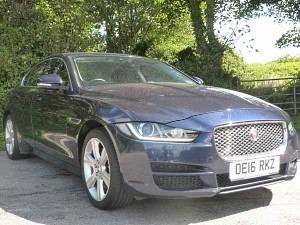 Jaguar Portfolio For Sale at Falmouth Garages