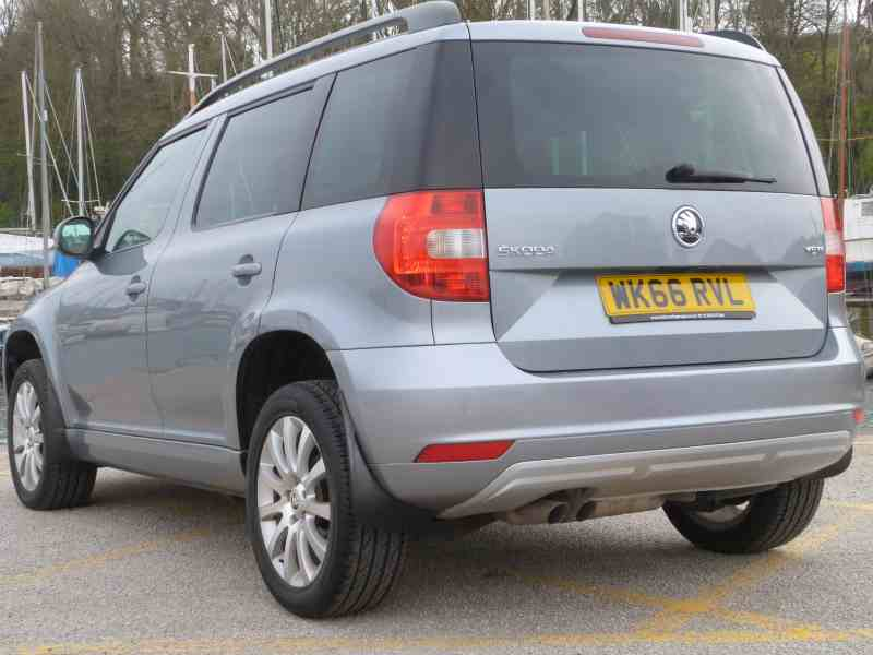 Skoda Fabia For Sale at Falmouth Garages